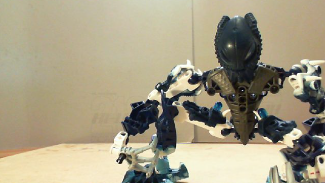 Bionicle Rap – StopMo Animation