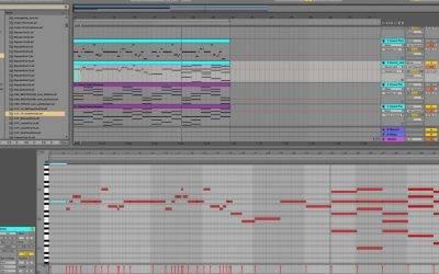 Song in Progress: How it starts