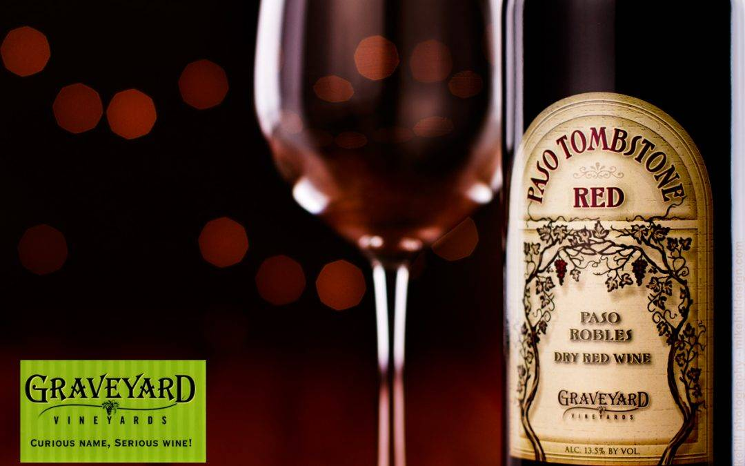Graveyard Vineyards: Paso Tombstone Red