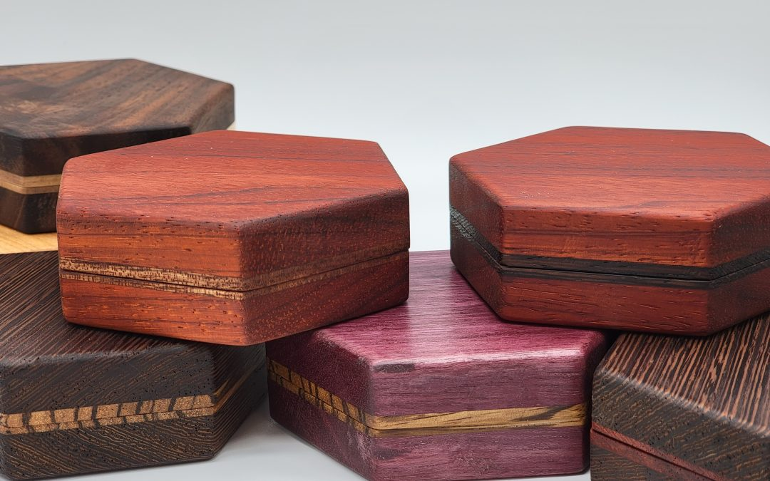 Hex Vaults now on Etsy!